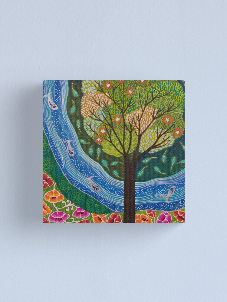 Alternate view of Magic Tree  Canvas Print