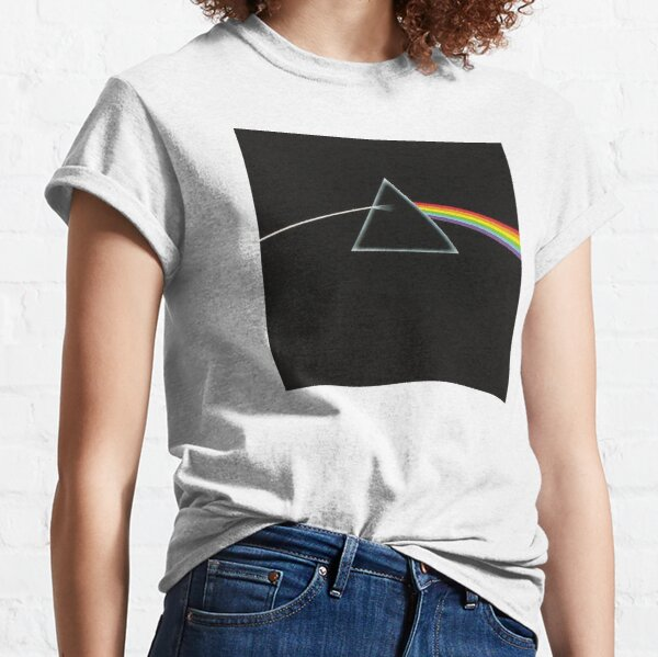 The Dark Side of the Moon - Pink Floyd Classic T-Shirt