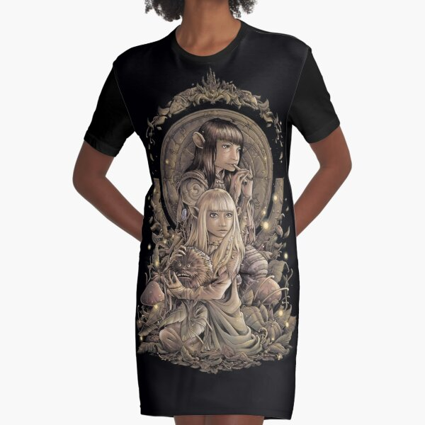 The Great Conjunction Graphic T-Shirt Dress