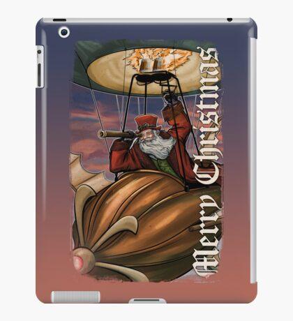 Steampunk Santa Claus iPad Case/Skin
