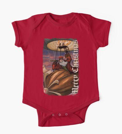 Steampunk Santa Claus Kids Clothes