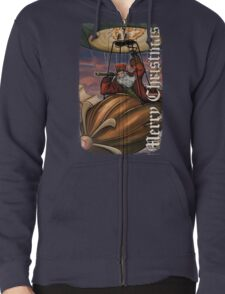 Steampunk Santa Claus T-Shirt