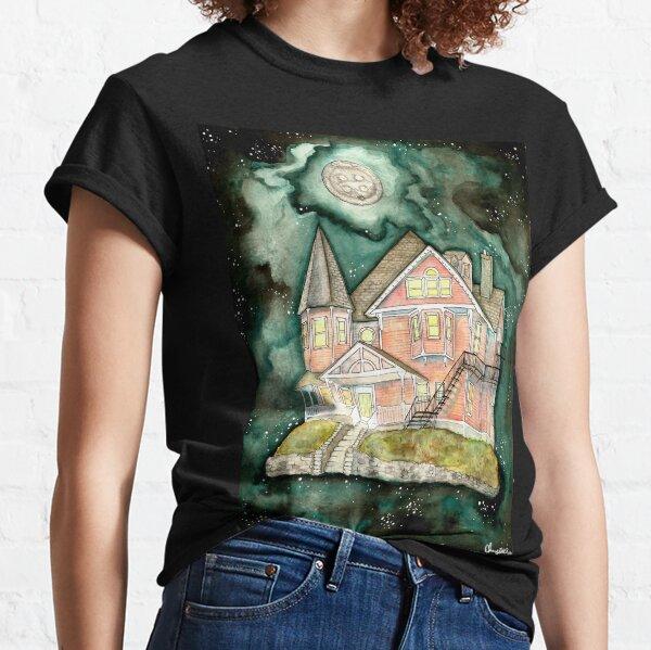 El Palacio Rosa || Coraline Fan Art Camiseta clásica