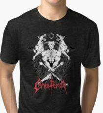 CAPRA DEMON Tri-blend T-Shirt
