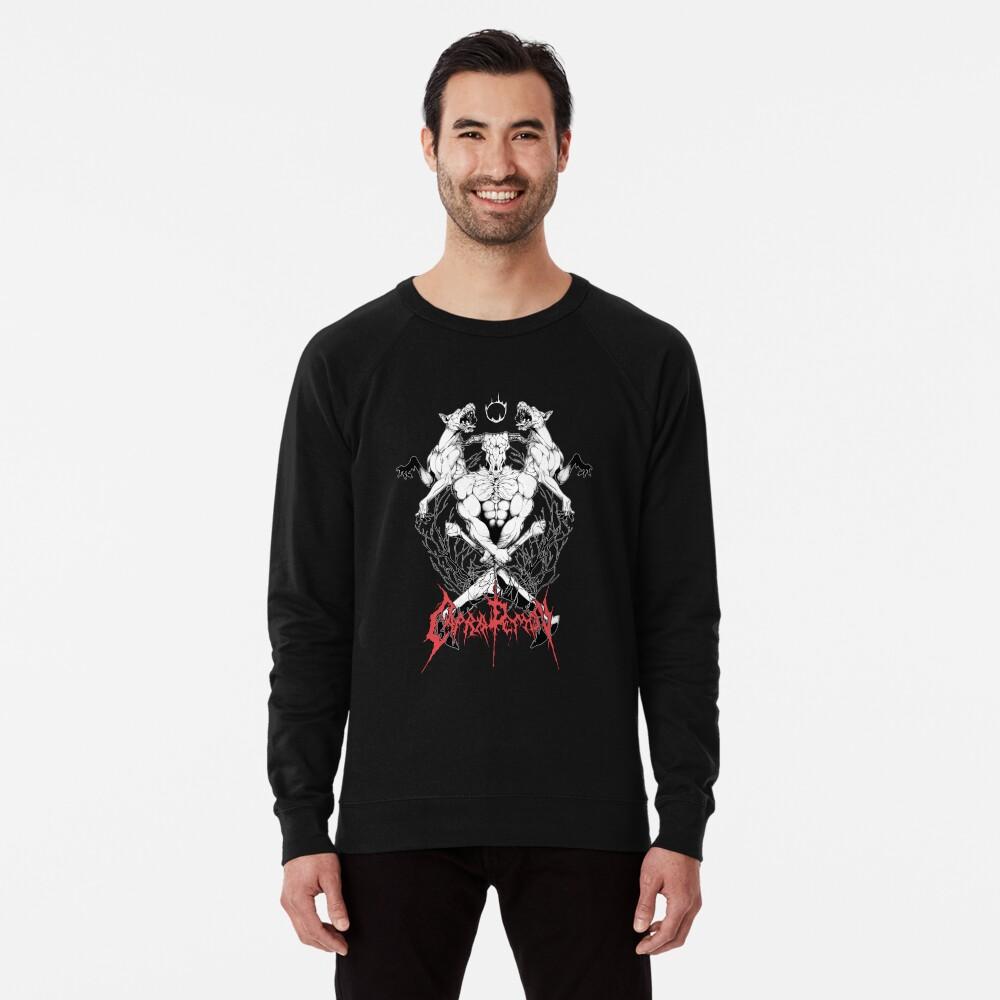 CAPRA DEMON Lightweight Sweatshirt