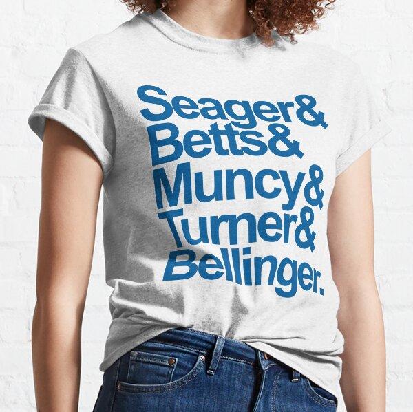 2020 Los Angeles Dodgers Classic T-Shirt