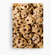 Cookies. Canvas Print