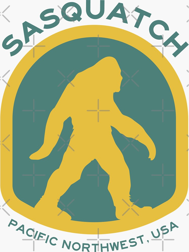 Sasquatch • Cryptid Collection by brainthought
