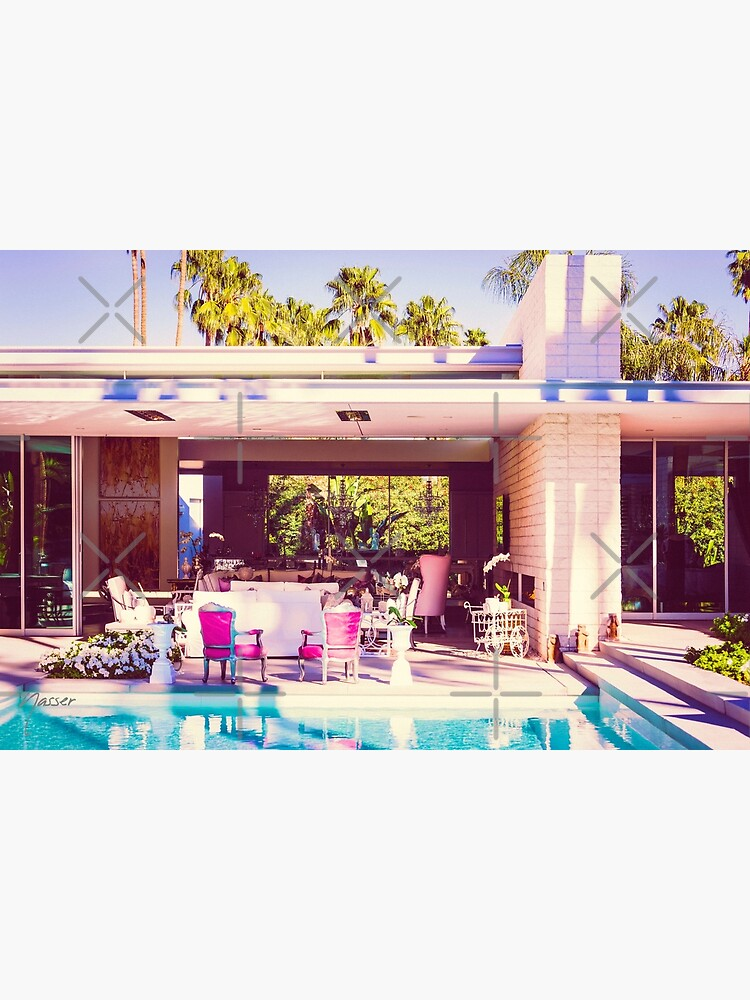 Affluent Opulent 2298 Mid-Century Modern Palm Springs Architecture by neptuneimages