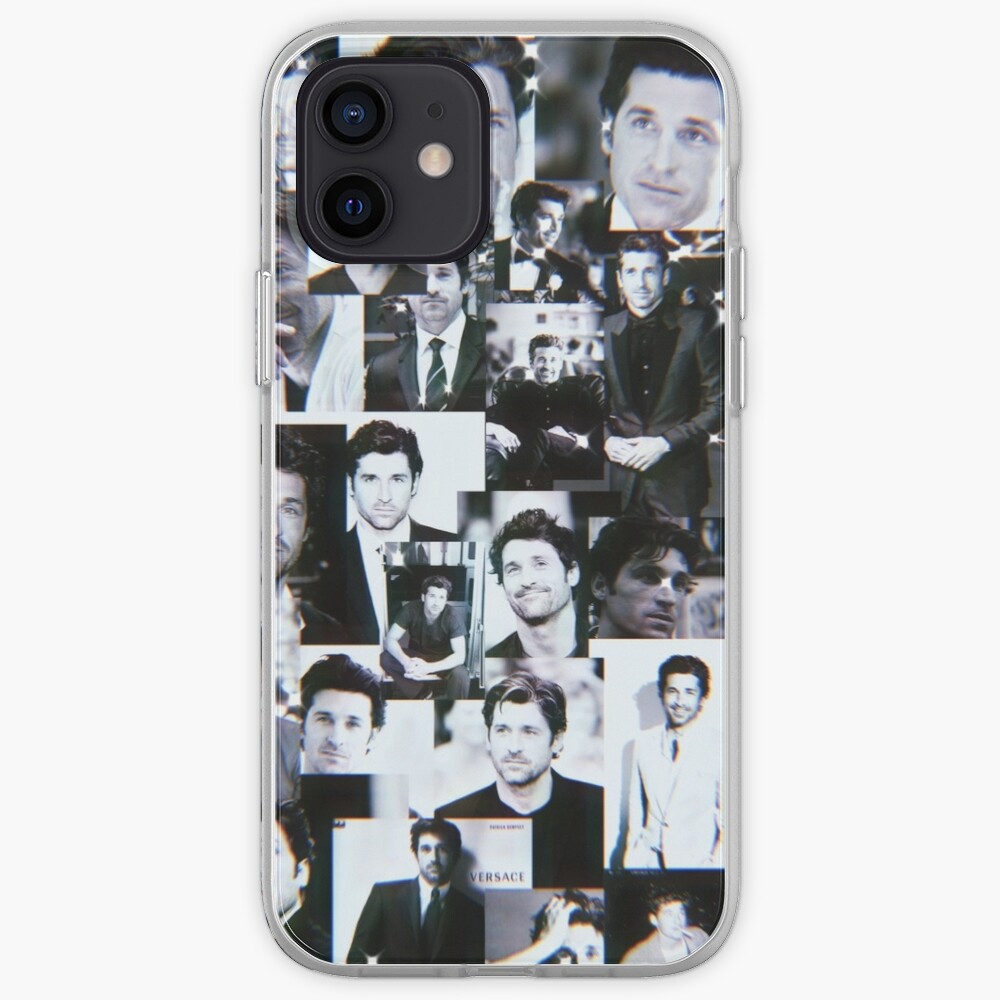 Patrick Dempsey Collage iPhone Case & Cover