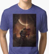 Fight... Tri-blend T-Shirt
