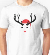 Cristmas reindeer Unisex T-Shirt
