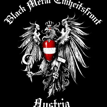 Black Metal Einheitsfront by gardenofgrief