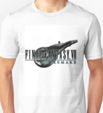 FINAL FANTASY VII REMAKE LOGO T-Shirt