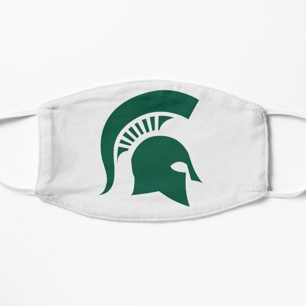 Michigan State Logo Flat Mask