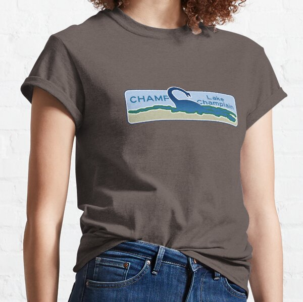 Champ (Champy) • Cryptid Collection Classic T-Shirt