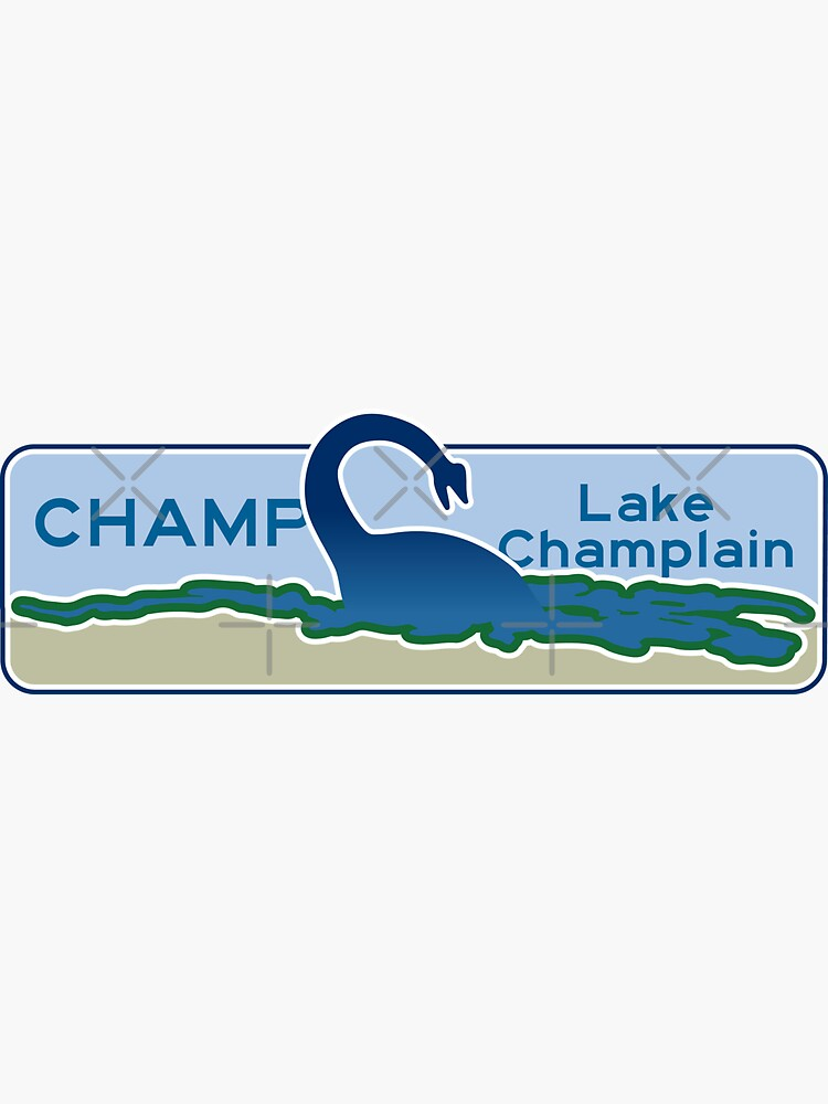 Champ (Champy) • Cryptid Collection by brainthought