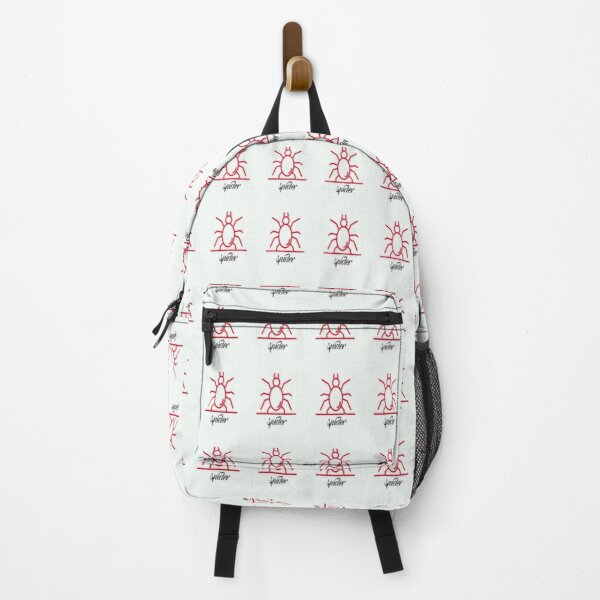 DI COLLECTION-RED HUNTING SPIDER Backpack