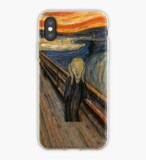 Edward munch - The Scream iPhone Case