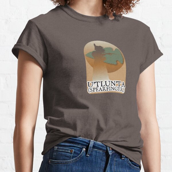 Spearfinger (U'tlun'ta) • Paranormal Collection Classic T-Shirt