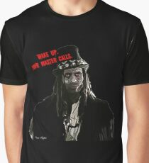 Papa Legba - Wake up your master calls Graphic T-Shirt