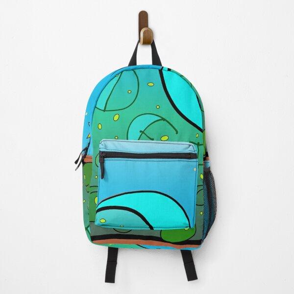 Wanderlust Backpack