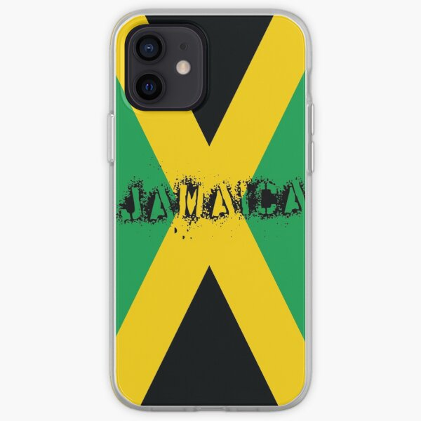Jamaica Phone Case iPhone Soft Case