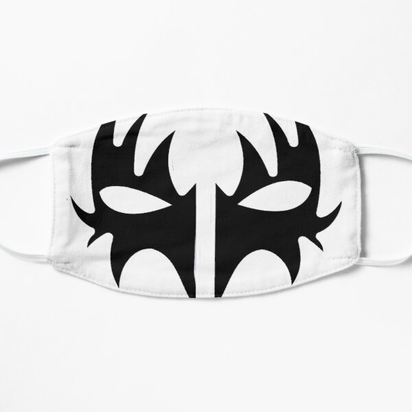 KISS DEMON V3 White Mask