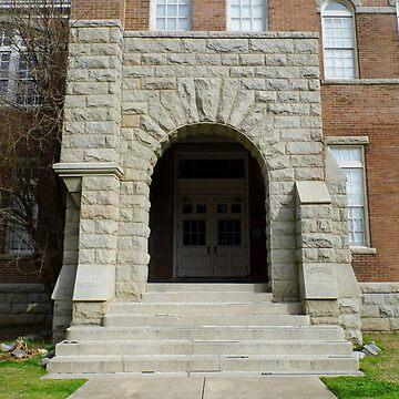 The Kramer School by WildestArt