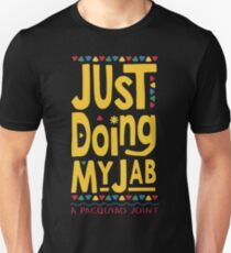 JUST DOING MY JAB Pacquiao by AiReal Apparel T-Shirt