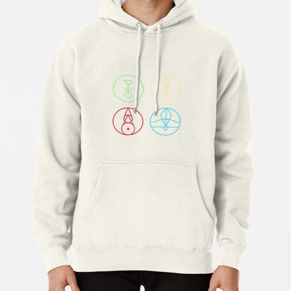 Spells - The Owl House  Pullover Hoodie