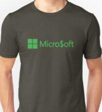 Micro$oft (parody) Unisex T-Shirt