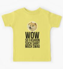Wow. Such offer. So cool. Kinder T-Shirt