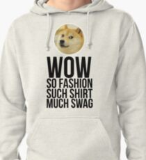Wow. Such offer. So cool. Pullover Hoodie