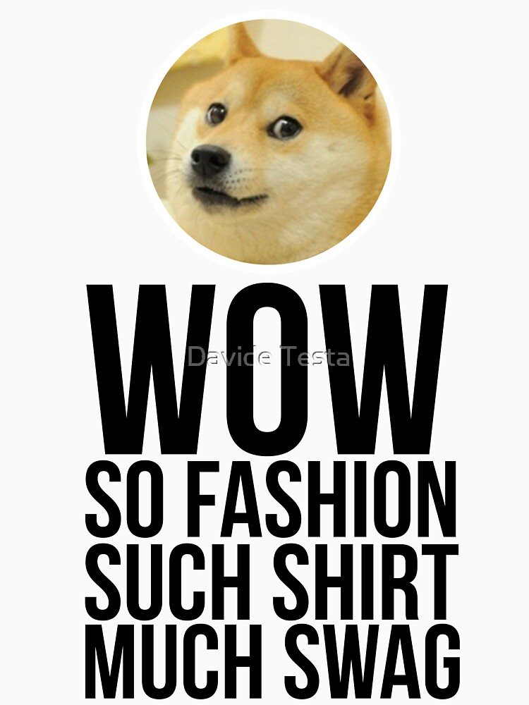 Wow. Such offer. So cool. | Unisex T-Shirt