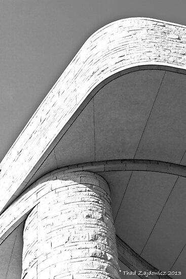 Curves in Stone by Thad Zajdowicz