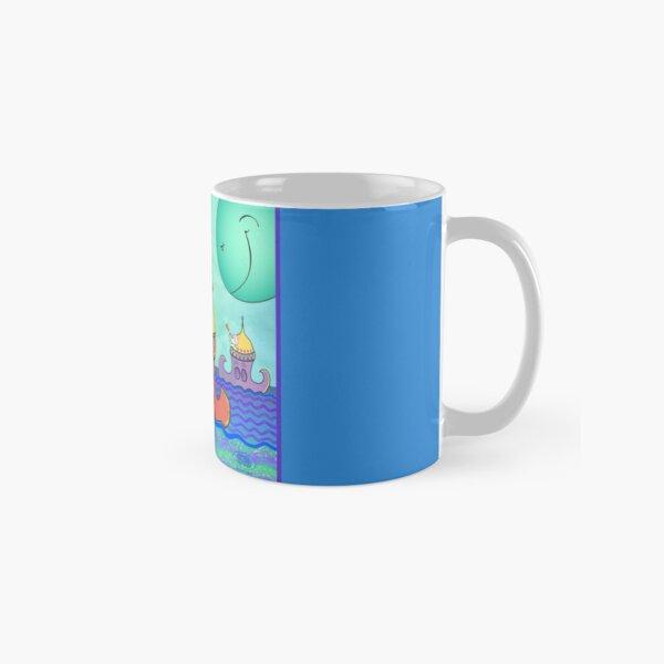 Curious Planets Classic Mug