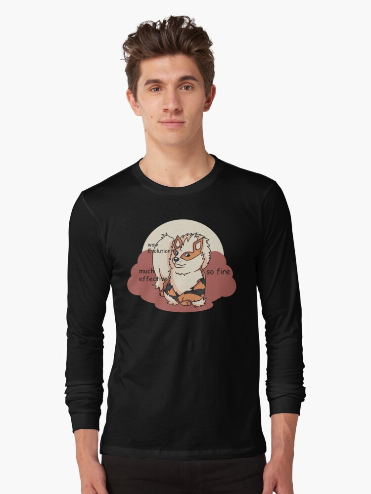 Arcedoge Long Sleeve T-Shirt Front