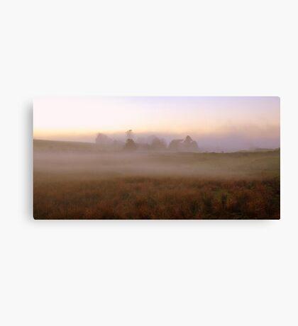 Cumbrian Mist Canvas Print
