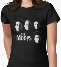 The Moops Womens Fitted T-Shirt