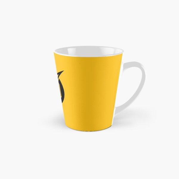Metroid Symbol - Super Smash Bros. (black) Tall Mug