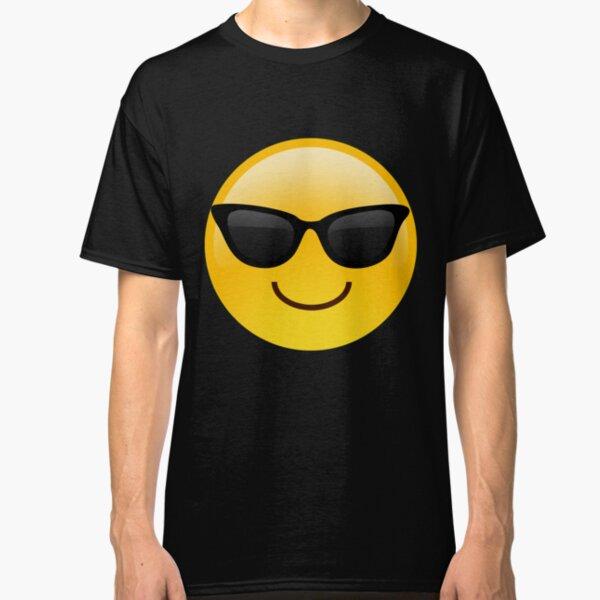 Cool Emoji Classic T-Shirt