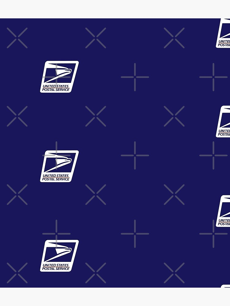 Letter Carrier Classic Postal Navy Blue by StinkPad