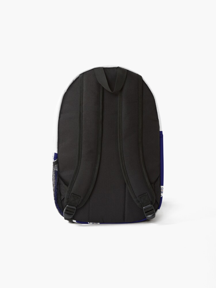 Alternate view of Letter Carrier Classic Postal Navy Blue Backpack