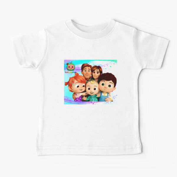 Cocomelon Baby T-Shirt