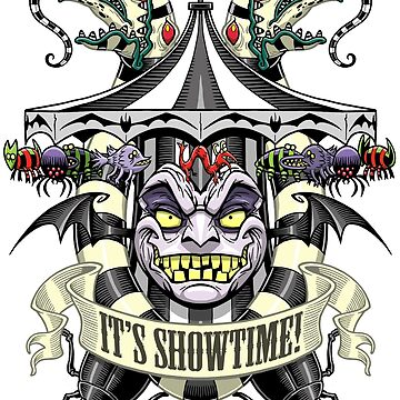 SHOWTIME! by MINION-FACTORY