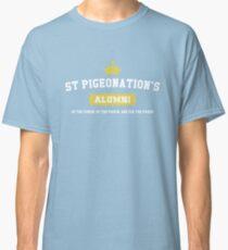 Hatoful Boyfriend St. Pigeonation's Alumni Shirt Classic T-Shirt