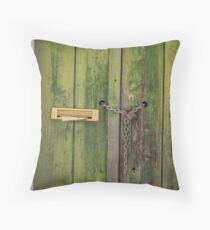 a lost letter Throw Pillow