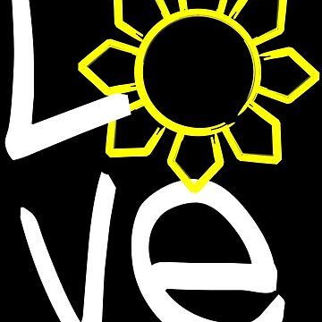 LOVE Philippines Sun by AiReal Apparel by airealapparel