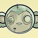 That Zombie Monkey Tho by strangethingsA